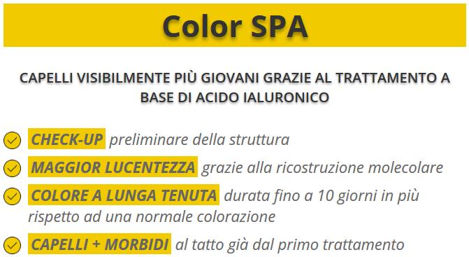 Color SPA